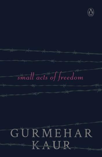 Small Acts of Freedom – Gurmehar Kaur,Keepers of the Kalachakra – Ashwin Sangh,The Widows of Malabar Hill - Sujata Massey
