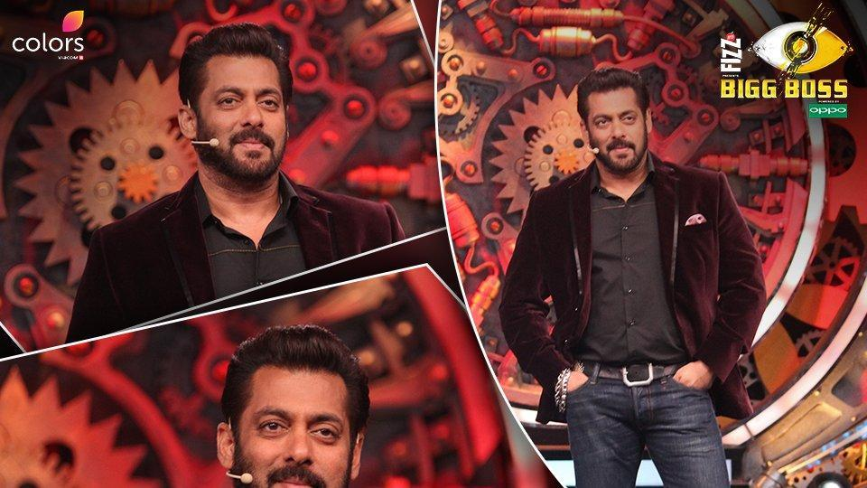 Is there a particular contestant Salman Khan is favouring this season?