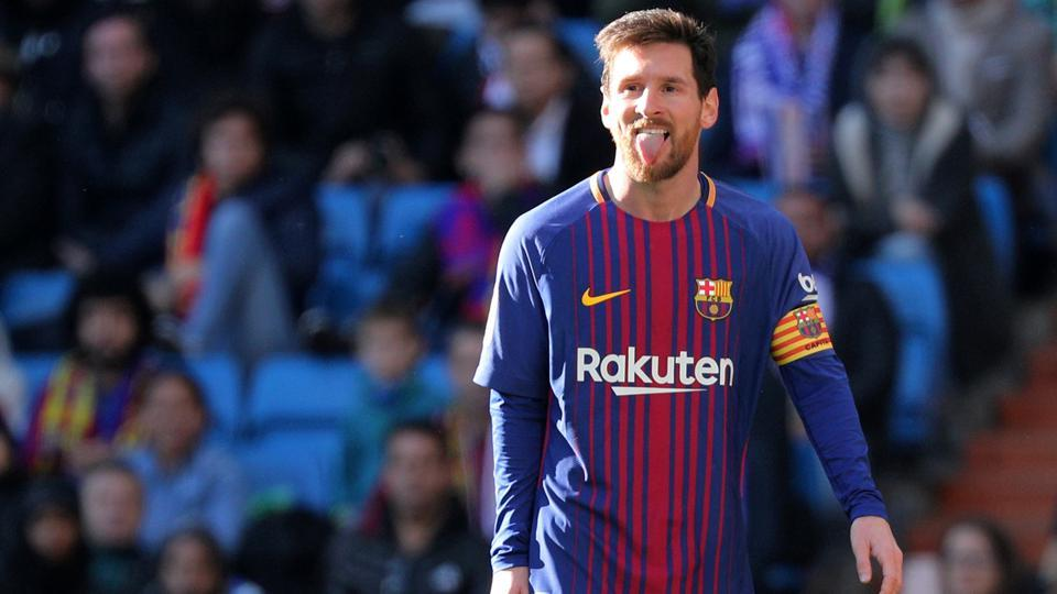 Lionel Messi starred with a goal and an assist as Barcelona thrashed Real Madrid 3-0 in the first El Clasico encounter of the season. Catch highlights of El Clasico clash between Real Madrid vs Barcelona, La Liga football, here.