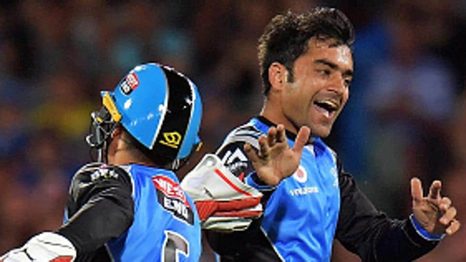 Rashid Khan,Big Bash League,Adelaide Strikers