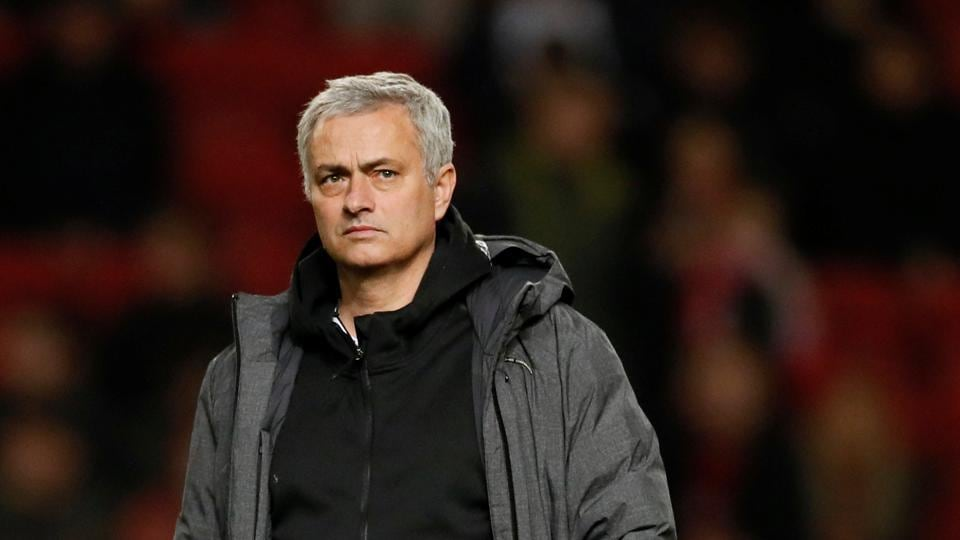 Jose Mourinho is not happy with Manchester United's fixture congestion.