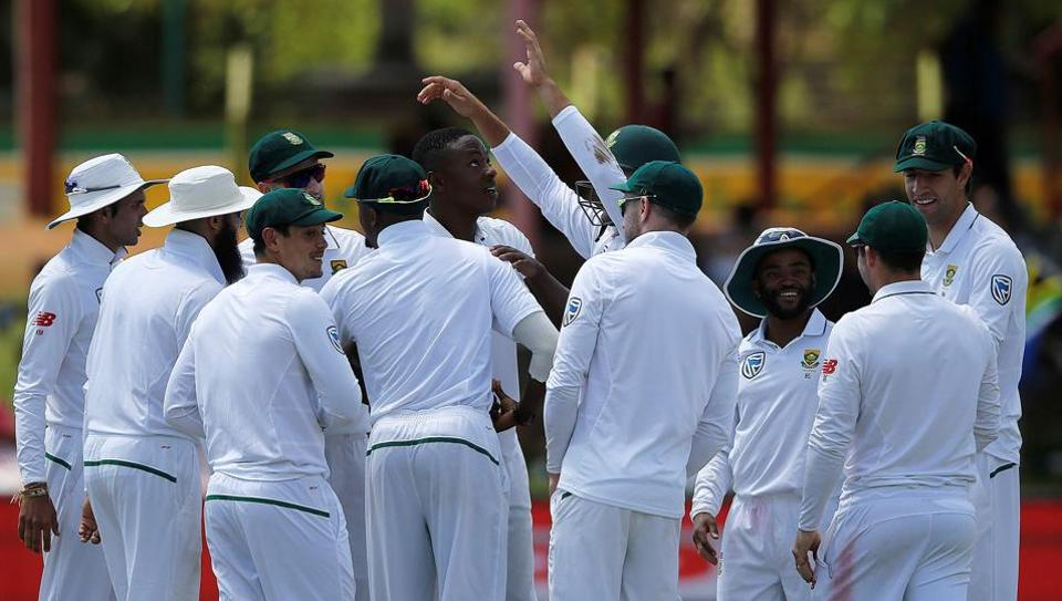 South Africa wins toss and bats vs. Zimbabwe in 4-day test
