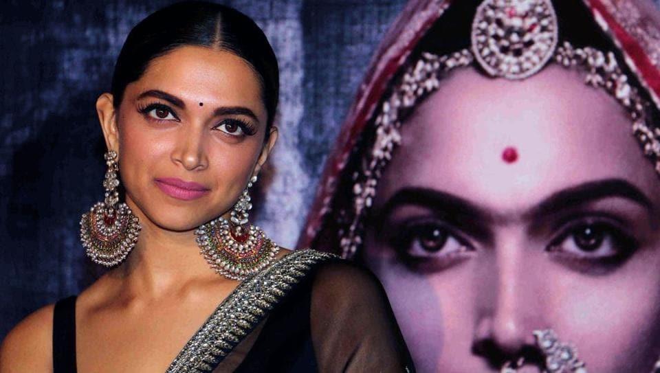 Deepika Padukone is playing the titular role in Padmavati.