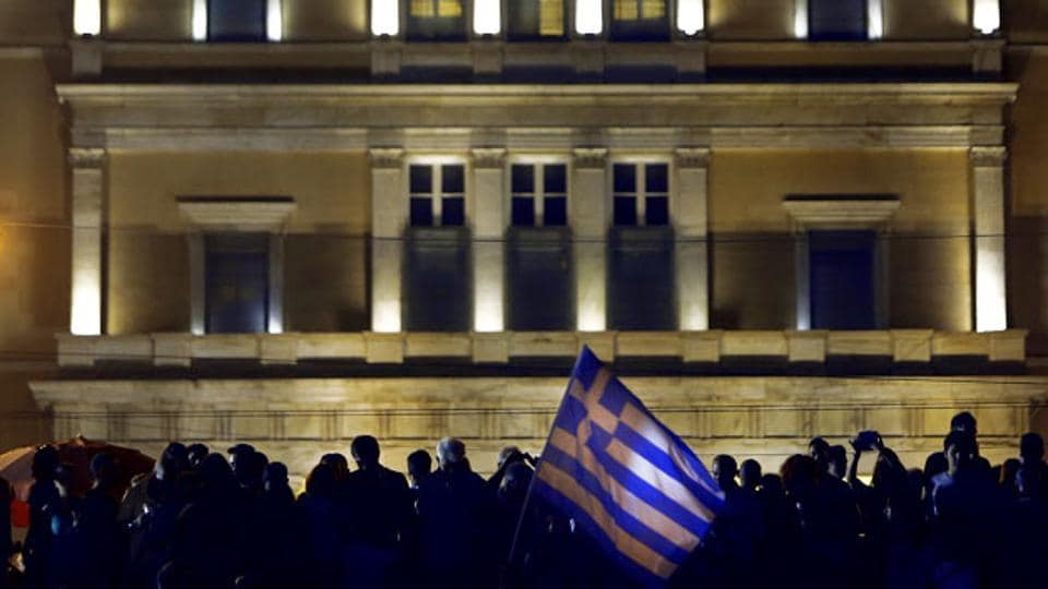 The country is giving up the claims to the legacy to help resolve a decades-old dispute with Greece.