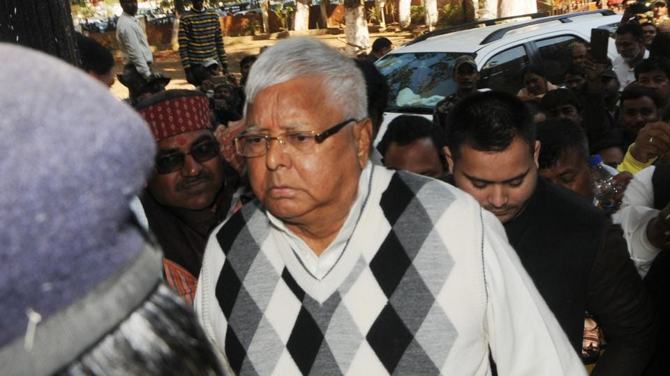 Lalu Prasad and 15 others found guilty in a fodder scam case, sentencing on January 3