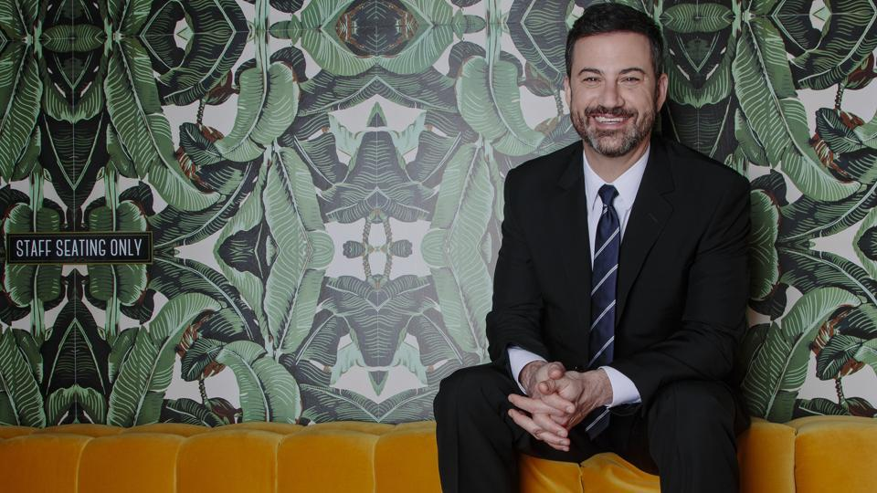 Jimmy Kimmel will host the Oscars this year too.