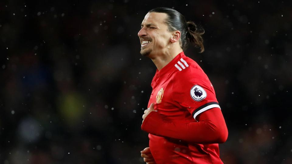 Zlatan Ibrahimovic has made four Premier League appearances for Manchester United since returning from injury.