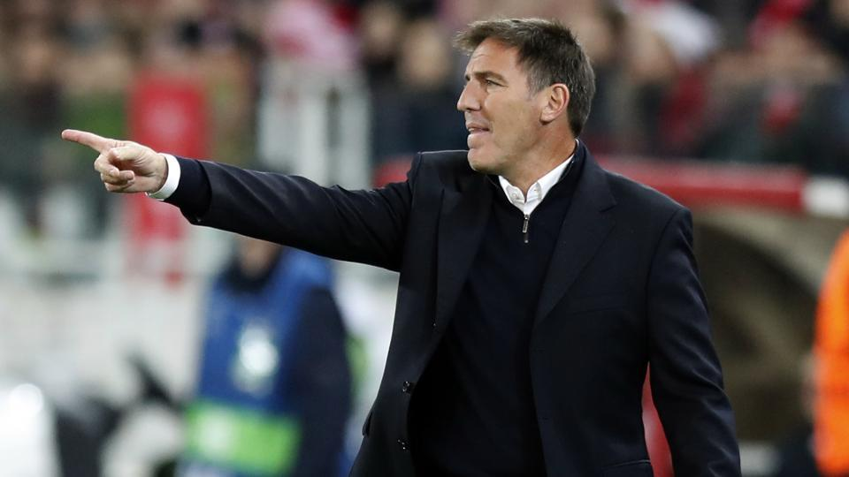 Eduardo Berizzo's firing on Friday comes a week after he returned to Sevilla's bench after an absence to receive treatment for a prostate tumour.
