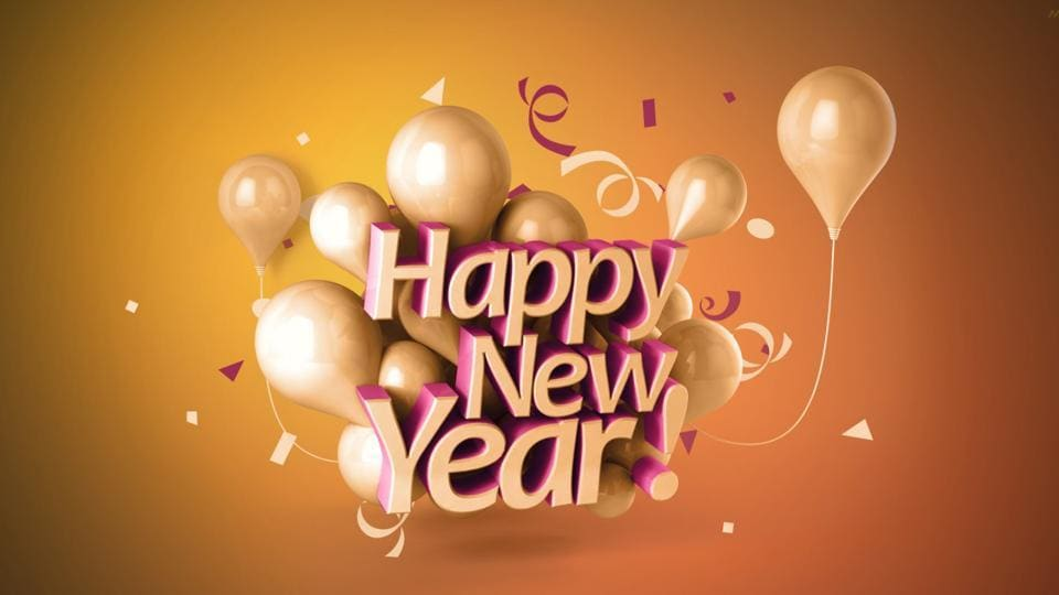 happy new year 2018 best quotes smses wishes to share on whatsapp and facebook more lifestyle hindustan times