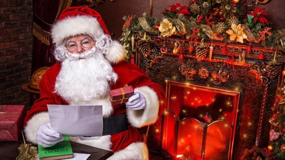 Witerati,Santa,Santa Claus
