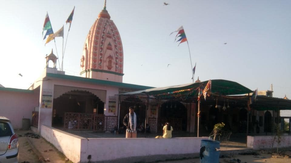 The Ramdevji Temple at Malarna Chor.