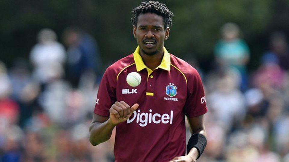 Ronsford Beaton has represented West Indies in two ODIs.