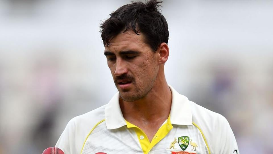 Mitchell Starc,Ashes,Boxing Day Test