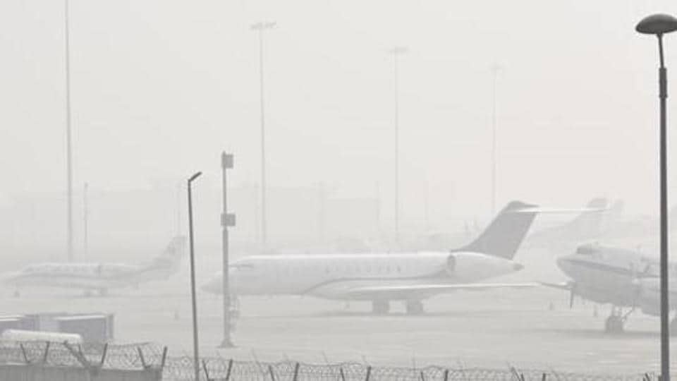 Till now, the Met department used to issue airport-wise warning and many a time, runway 28/10 had enough visibility for landing and take-off but runway 29/11 was not available due to fog.