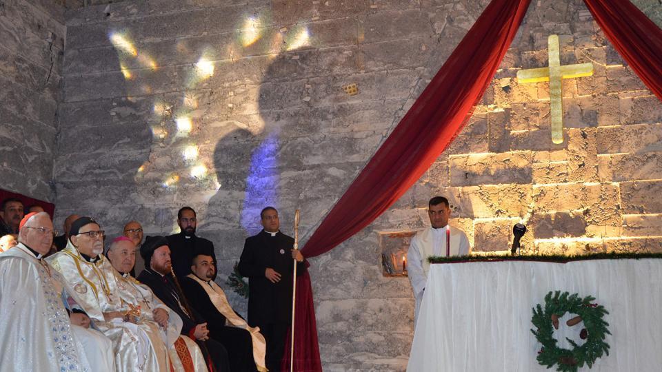 Mosul,Christmas,Islamic State