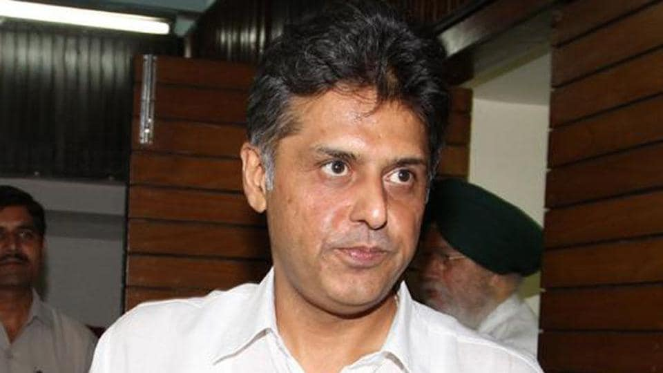 Senior Congress leader Manish Tewari said India's neighbourhood policy was in tatters under the BJP dispensation.
