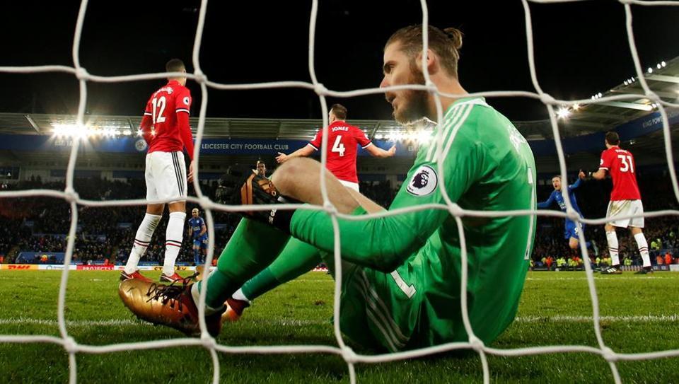 Manchester United,Leicester City,Premier League
