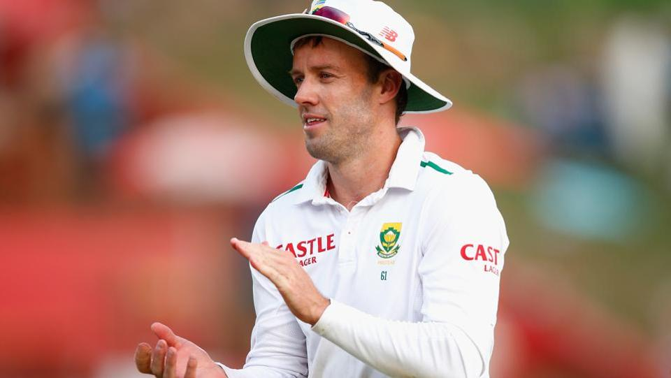 AB de Villiers,South African cricket team,South Africa vs Zimbabwe
