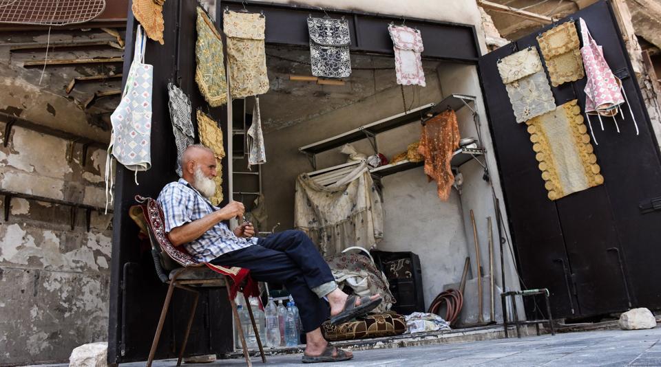 Syria,Aleppo,Old City