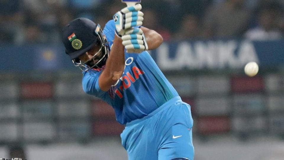 Rohit Sharma took off well but eventually got out after scoring 27. (BCCI)