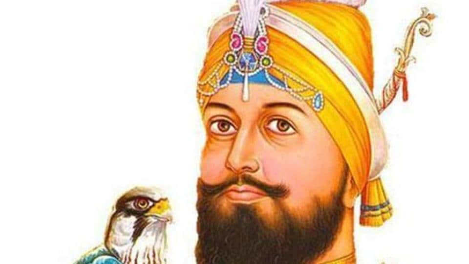 """The SAD accused the state government of committing sacrilege by """"swapping an image of Guru Gobind Singh's face with that of French statesman Napoleon Bonaparte in a computer-generated portrait published in newspapers."""