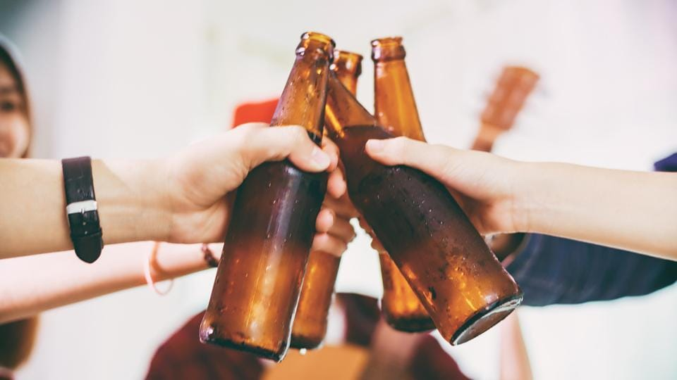 Alcohol abuse can impact your health much sooner than that - and it's more serious than a hangover.