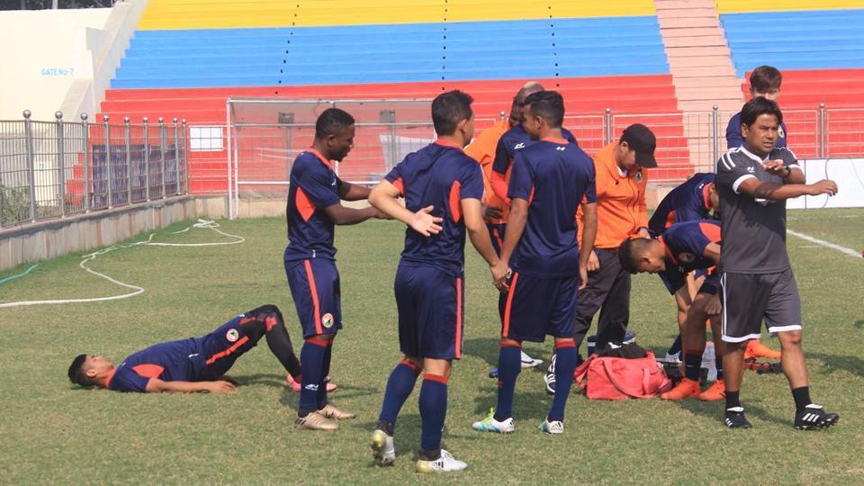 I-League,Shillong Lajong F.C.,Indian Arrows