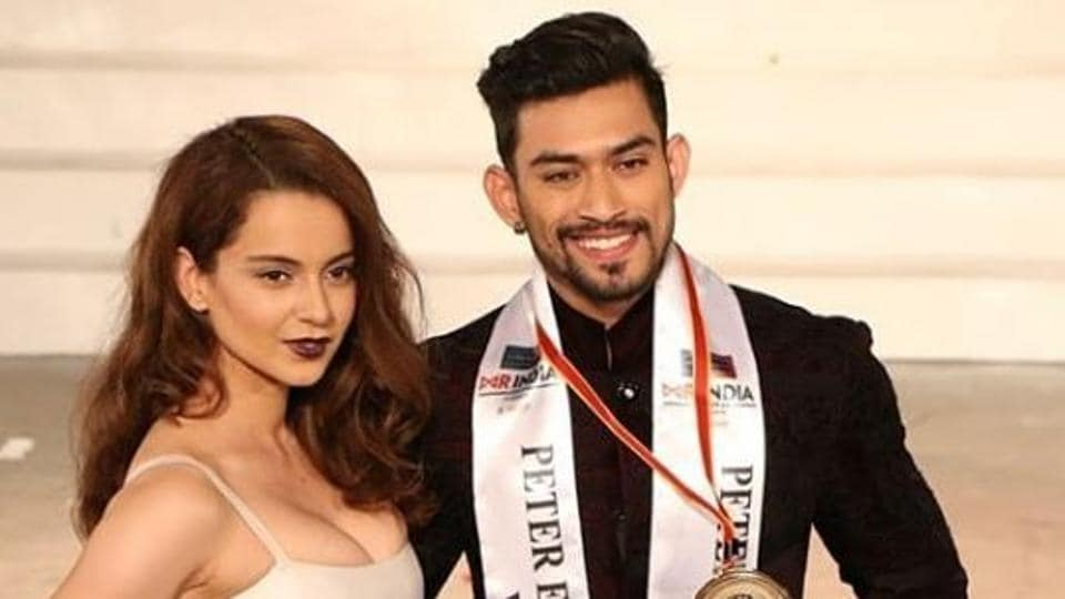 Mr India World 2017 Jitesh Singh Deo,Mr India World 2017,Jitesh Singh Deo