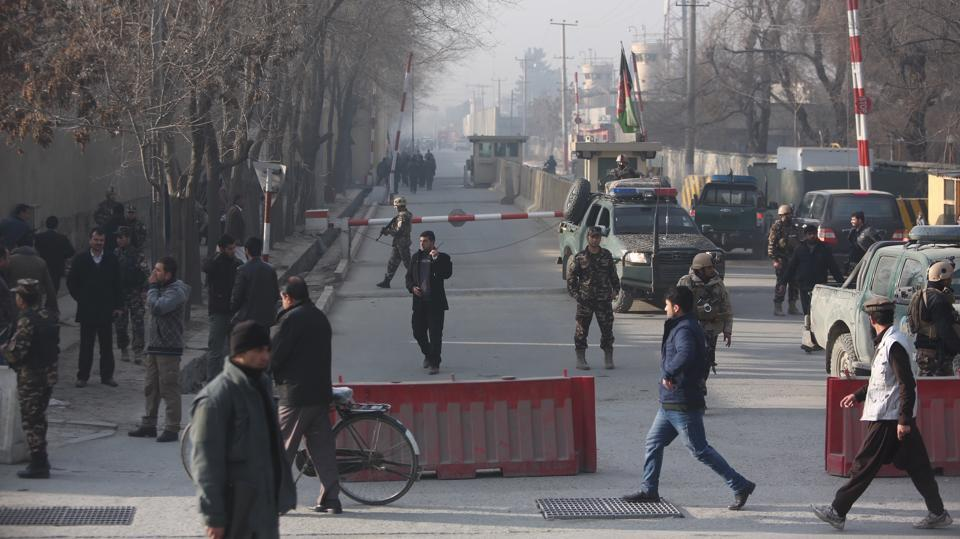Kabul,Suicide attack,Afghan intelligence agency