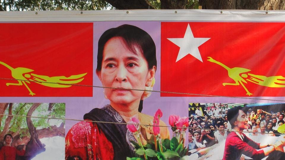 When the book was published in 2016, Aung San Suu Kyi was deemed a worthy subject. But widespread criticism over her response to violence against the Rohingya Muslims has triggered calls for her to be taken out of future editions.