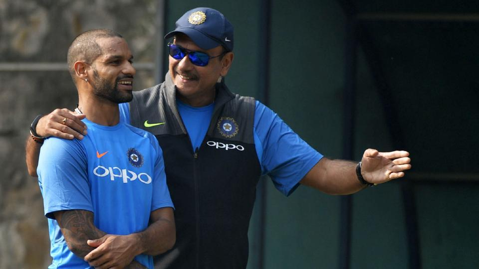 Ravi Shastri said that the Indian cricket team is looking forward to playing South Africa in the upcoming tour.