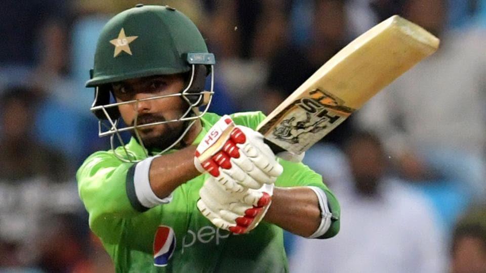 Babar Azam Scores 26 Ball Ton Shoaib Malik Does A Yuvraj Singh In Charity T10 Game Cricket Hindustan Times
