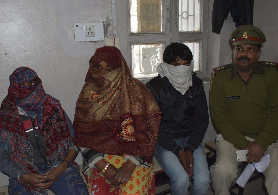 ghaziabad,murder,crime