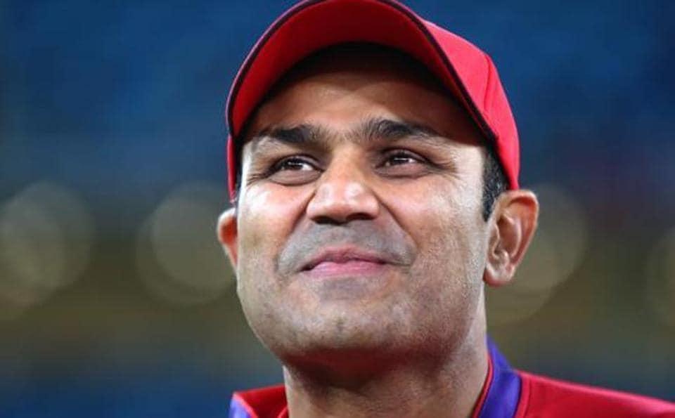 Virender Sehwag,Bhim Yadav,Indian cricket team