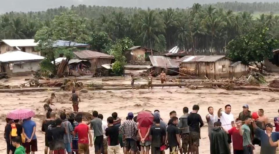 Vietnam,Philippines,Typhoon Tembin