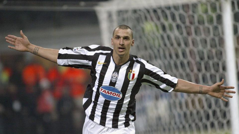 Zlatan Ibrahimovic was not a good goal shooter during his time with Juventus, according to head coach Fabio Capello.
