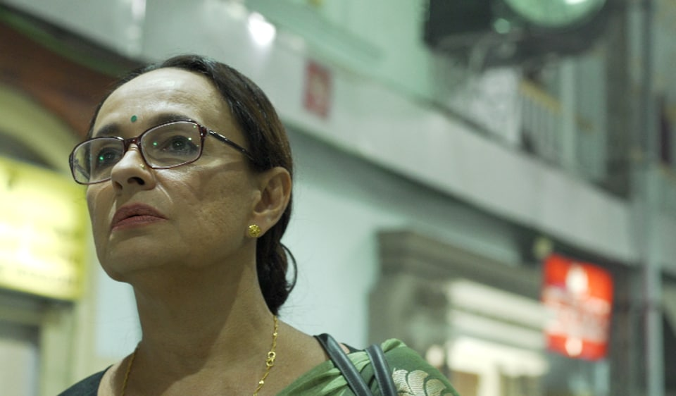 Soni Razdan in the first look from Yours Truly.