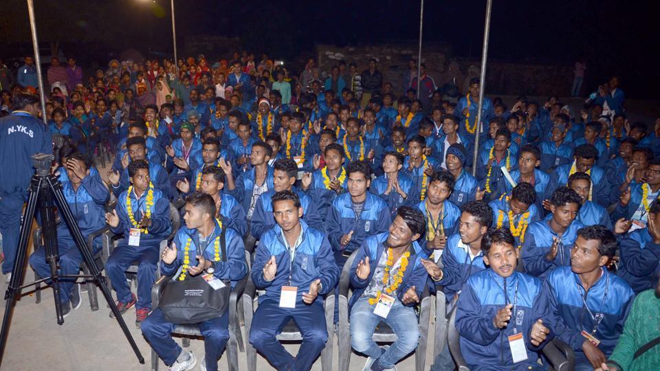 Tribal youths,Jharkhand,Chhattisgarh