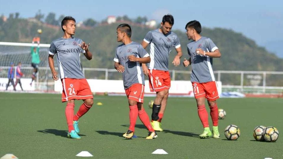 Defending I-League champions Aizawl FC will look to beat high-flying Minerva Punjab FC at Aizawl on Wednesday.