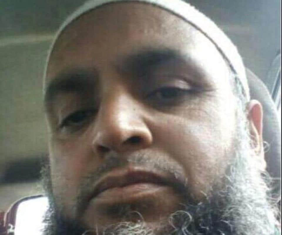 Noor Mohammed Tantray, the Jaish-e-Mohammed commander who was gunned down on Tuesday in Kashmir.
