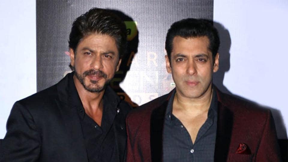Shah Rukh Khan,Salman Khan,Shahrukh Salman