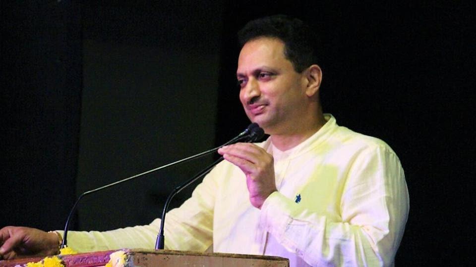 Minister for skill development and entrepreneurship Ananth Kumar Hegde