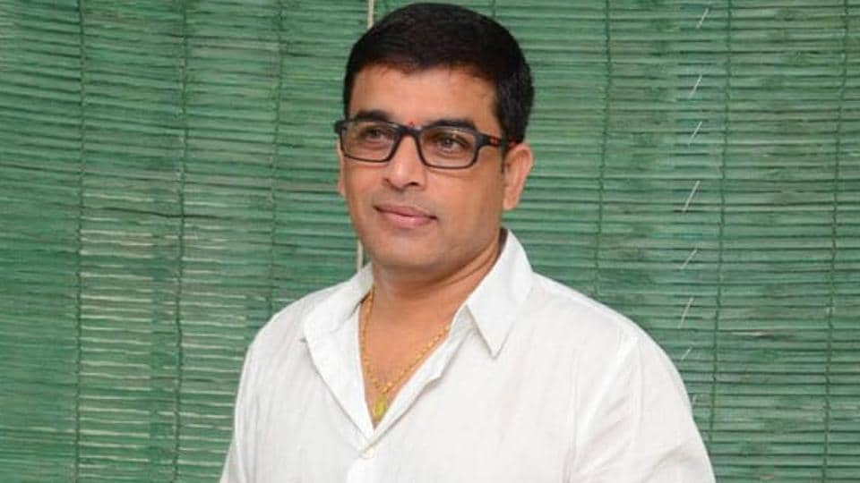 Dil Raju expressed his happiness over scoring a double hat-trick.