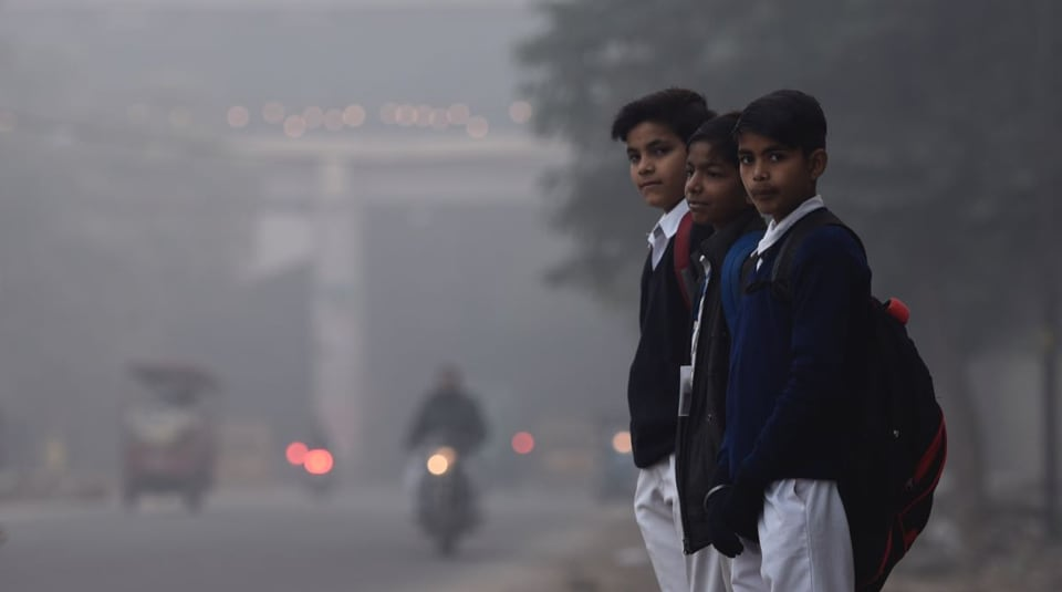 "Visibility was a poor 300 metres at 8.30am on Tuesday though the fog began to clear up as the day progressed. The weatherman said that motorists in the city may again encounter ""dense"" fog on Thursday."