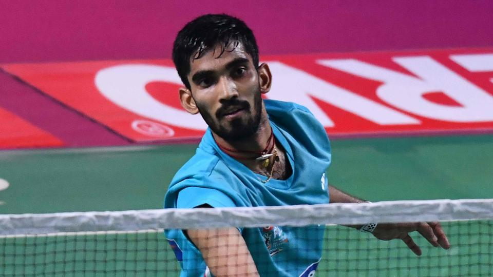 Kidambi Srikanth will be aiming to do well in 2018, especially in the Commonwealth Games, Asian Games and World Championships.