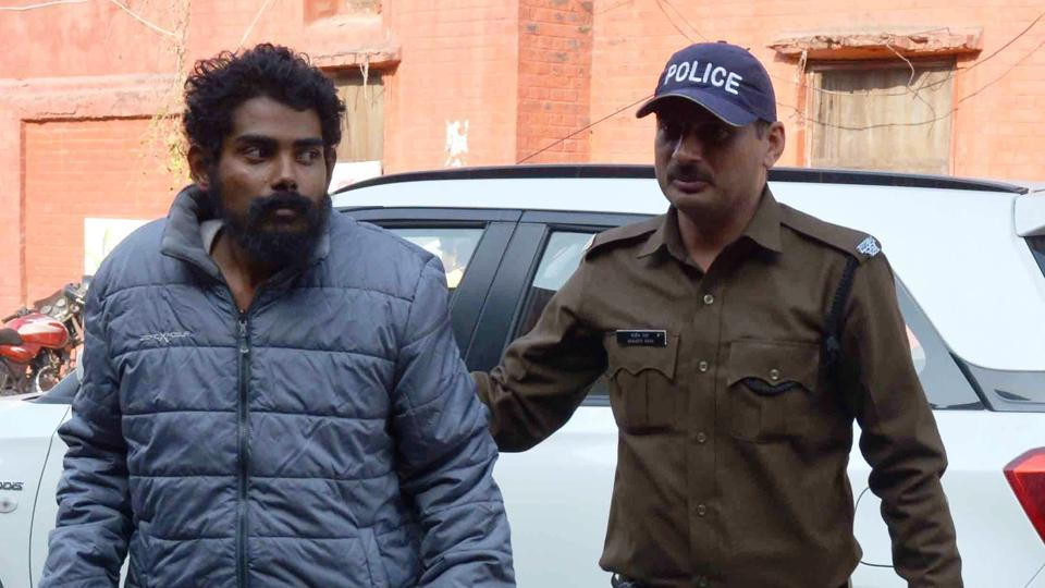 Brahamchari Atmabodhanand arrested by police on Monday after his protest at an event in Haridwar.  A local court sent him to judicial custody till December 30.