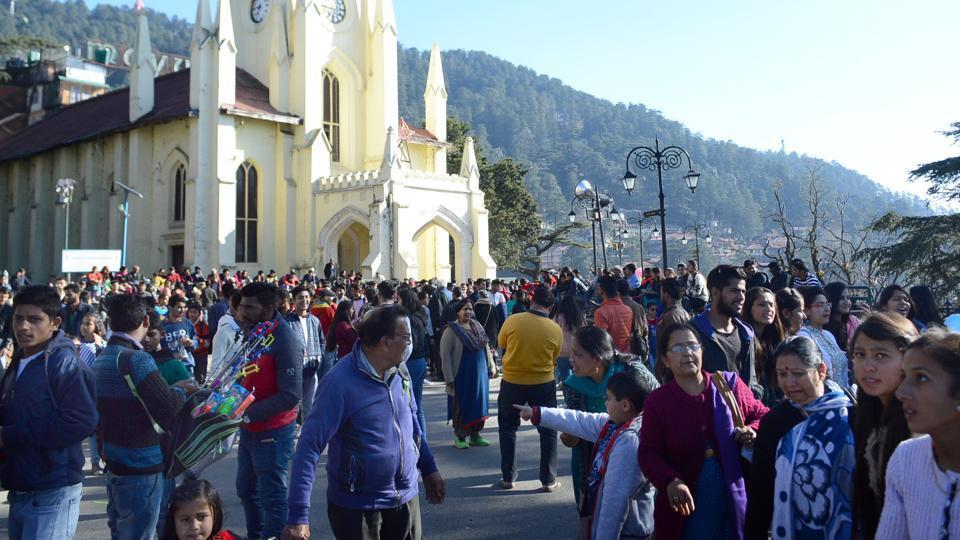 White Christmas,Christmas,Shimla
