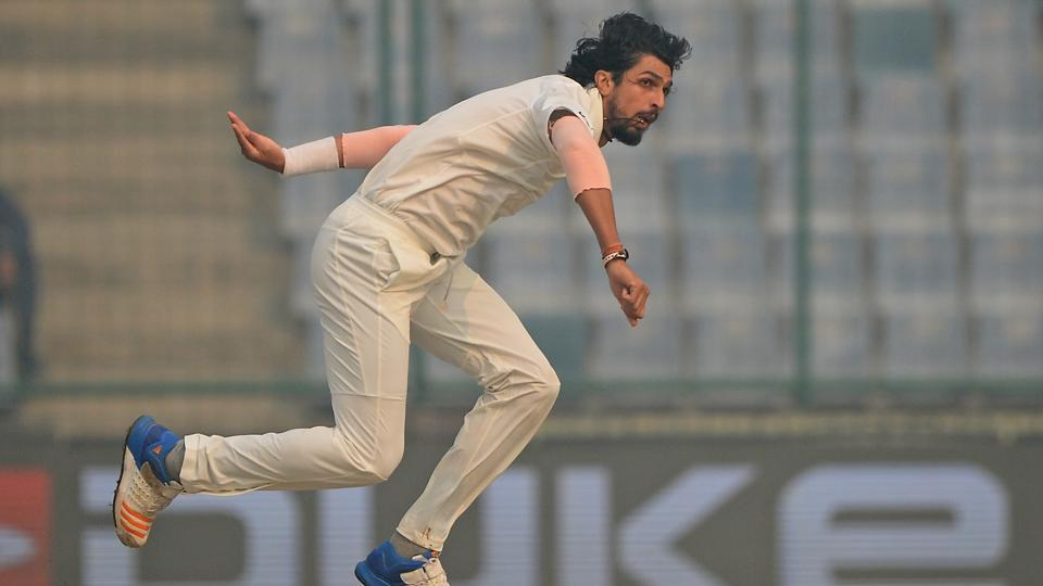 Ishant Sharma should lead the pace attack when India take on South Africa, feels former Indian pace bowler Venkatesh Prasad.