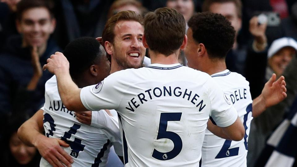 Tottenham Hotspur F.C.‬,‪Harry Kane‬,‪Premier League‬