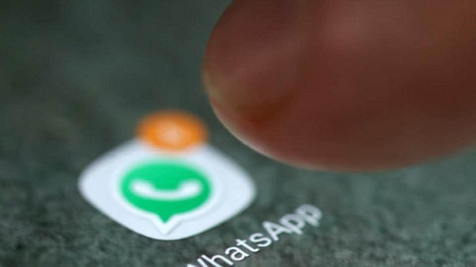 WhatsApp,Facebook,Messenger